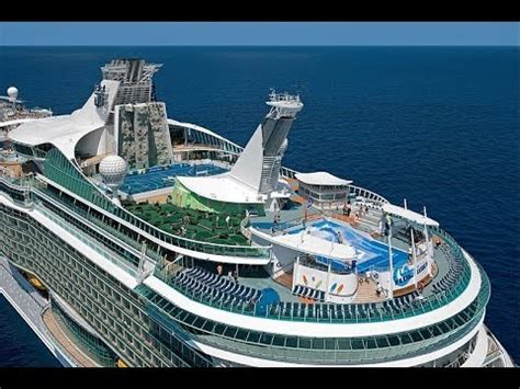 royal caribbean largest ship world s largest cruise liner independence of the seas