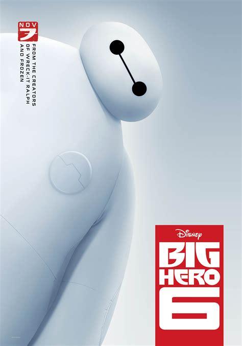 film robot baymax big hero 6