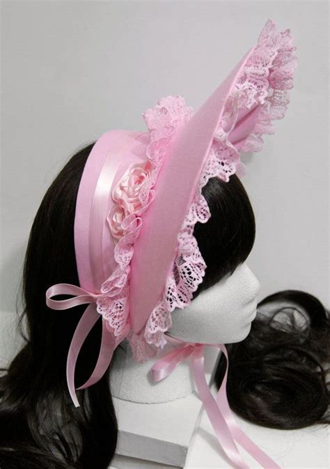 Ks Millis Pink Bonnet 113 best images on fashion and style
