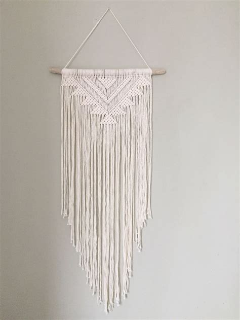 hanging art best 25 macrame wall hangings ideas on pinterest