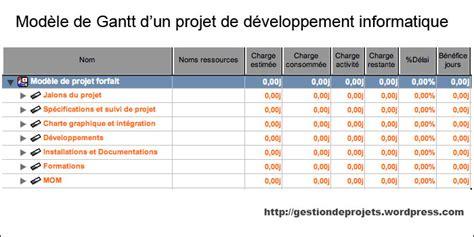 diagramme de gantt développement logiciel explication 171 gestion de projets agile