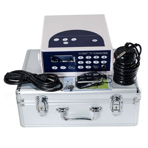 Best Detox Spa Usa by Detox Foot Bath Spa Machine Kit Cell Ion Ionic Aqua W