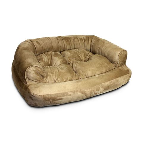 snoozer luxury overstuffed sofa snoozer luxury overstuffed sofa in peat petco