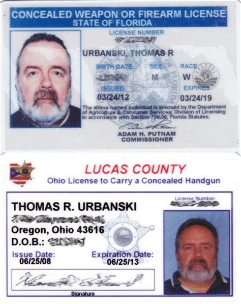 Ohio Ccw Background Check State Of Ohio Application For License To Carry A Concealed Autos Post