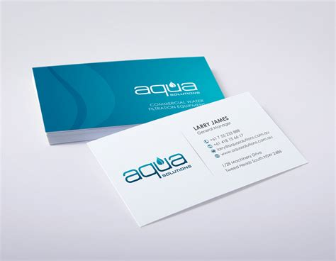 design business cards bold modern business business card design for a company