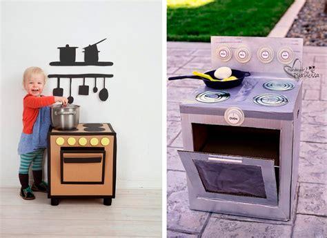 giochi da cucina con per ragazze 30 giochi da costruire con il riciclo cartone ispirando