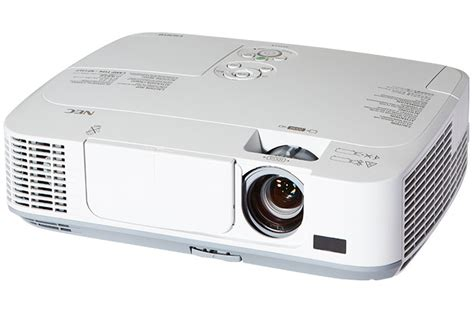 Projector Nec M311x nec m311x projector a great mix of features