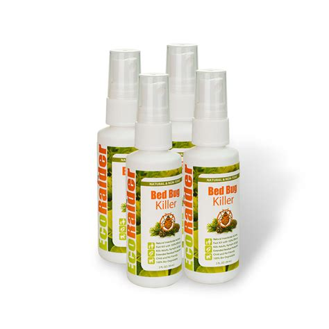bed bug spray reviews bed bug killer by ecoraider 2oz