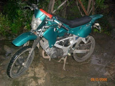 Lu Satria suzuki satria modifikasi trail 2011 info foto