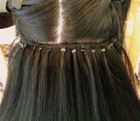 how to make hair extensions look real micro ring are considered to be the most undetectable hair