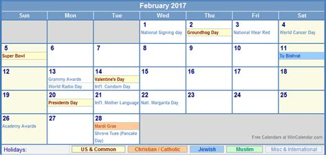 Calendar 2016 Printable With Holidays Philippines 2017 Calendar With Holidays Philippines