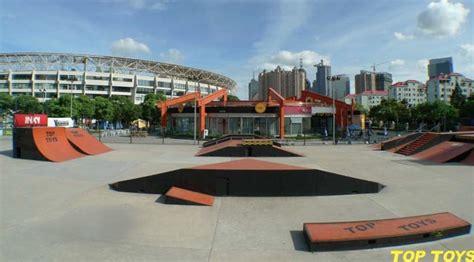 free parks near me top toys skatepark shangahi