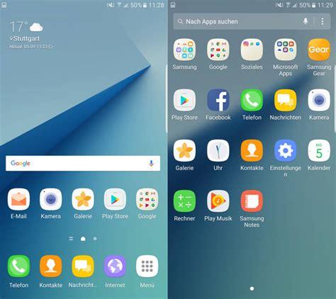Samsung App Drawer Icon by Samsung Galaxy Note 7 Test Bedienung Ausstattung Kamera Im Check