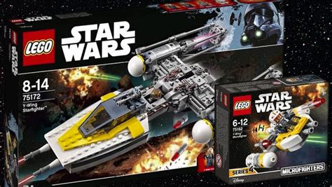 Lego Giveaway 2017 - peek at the new lego star wars 2017 spring sets geek culture