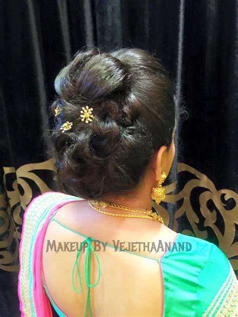Indian Wedding Hair Bun Pin by 198 Best Gr8 Indian Bun Images On Bridal
