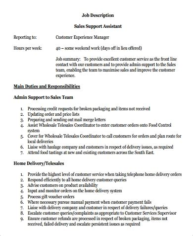 sle resume for sales associate and customer service best 28 sales assistants description sales assistant