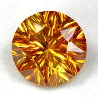 Ellow Orange Sphalerite 9 13ct mineral classics sphalerite gemstones from spain and