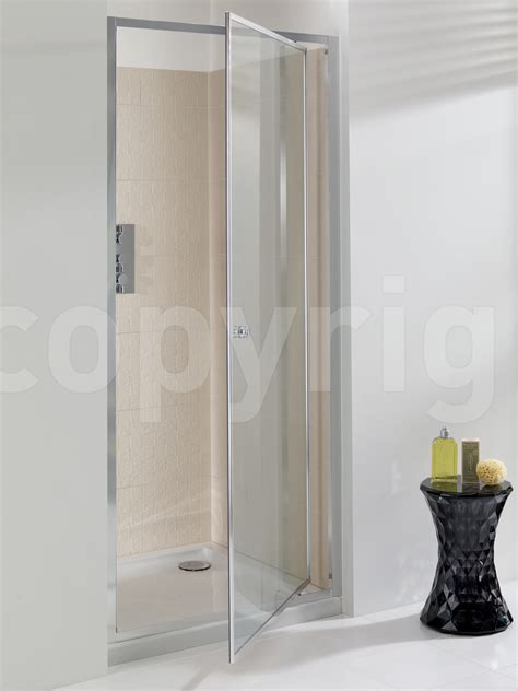 Simpsons Shower Door Simpsons Edge Pivot Shower Door 1000mm Epdsc1000