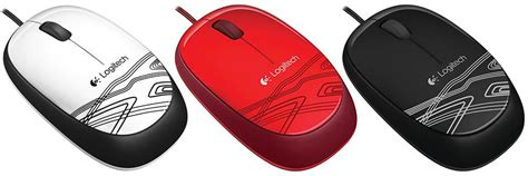 Mouse Logitech M105 logitech m105 corded optical mouse black high definition