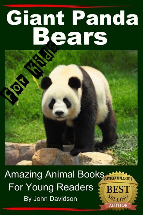 panda picture book amazing animal books panda bears