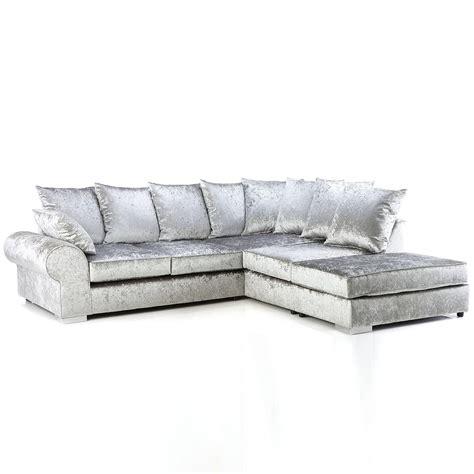 grey corner sofa uk light grey velvet corner sofa sofa menzilperde net