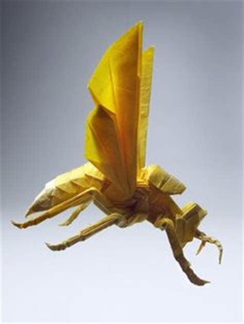 Origami Bugs - 1000 images about paper sculpting artist on
