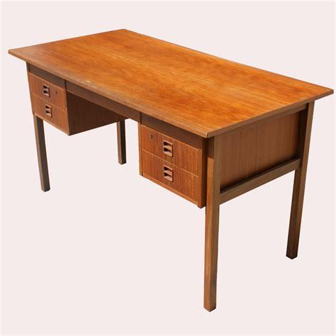 51 quot teak wood desk mr9018 ebay