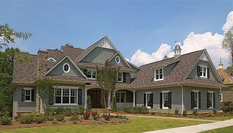 large cottage house plans architectural styles