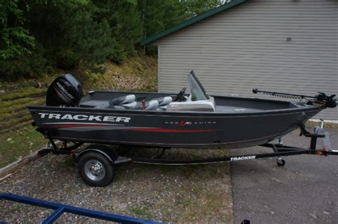 tracker boats for sale wi tracker pro guide v 16 center consoles new in three lakes