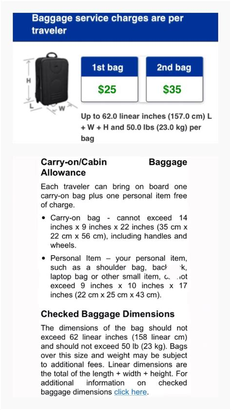 united baggage rules united baggage fees ease up on the some of the baggage