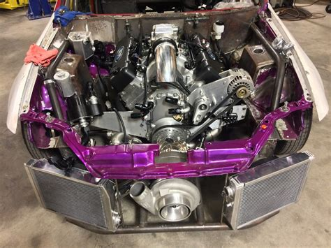 v8 civic honda civic with a turbo ls3 update engine depot
