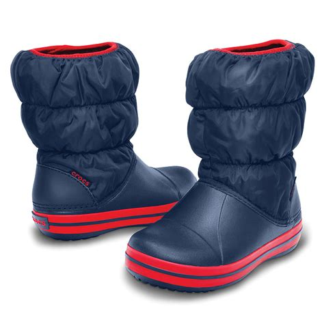crocs s winter puff boot snow boots national