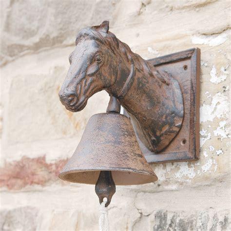 cast iron door bell by dibor notonthehighstreet