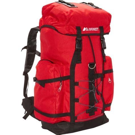 hiking pack everest hiking pack medium size hiking pack backpack ebay