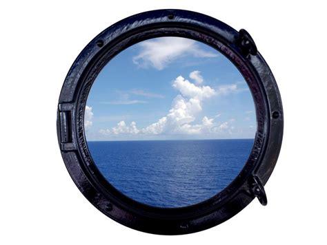 porthole windows for houses buy black decorative ship porthole window 15 inch nautical theme