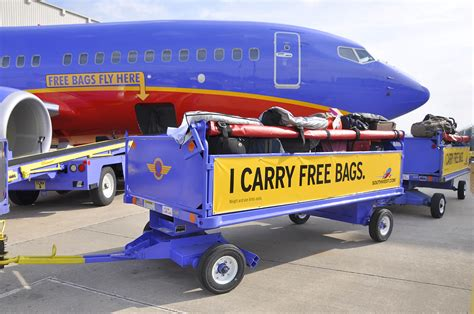 southwest baggage fees case study how southwest airlines used