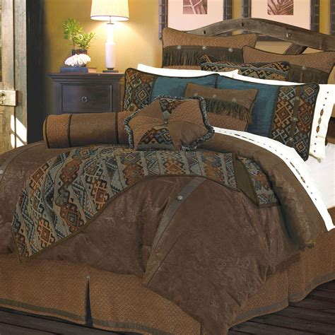 southwest comforter sets del rio southwest comforter bed set