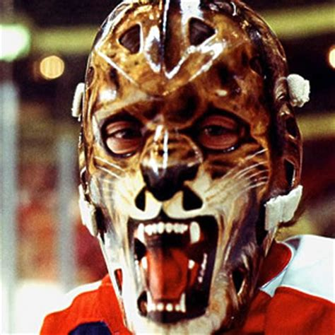 gratoony the loony the unpredictable of gilles gratton books gilles gratton cool goalie masks askmen