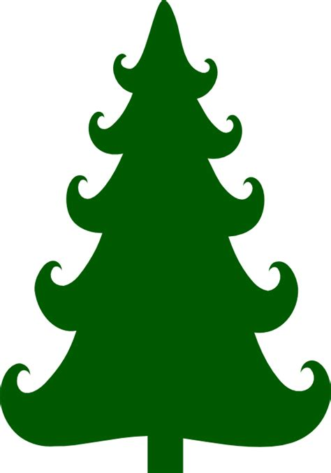curly branch christmas tree svg images by heather m s blog