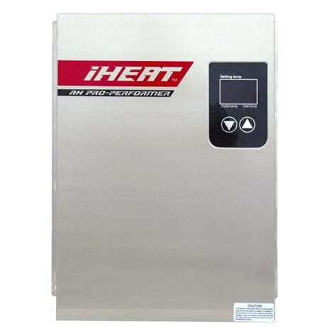 whole house tankless water heater iheat magnum s16 whole house tankless water heater 16kw tank the tank