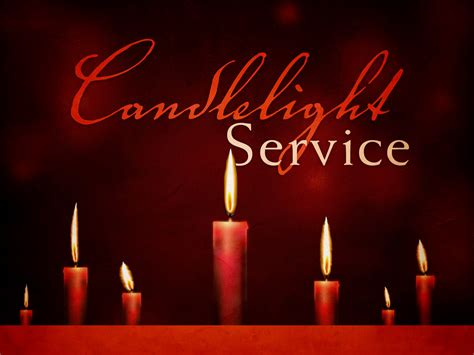 Candlelight Service Beautiful Savior Lutheran Church Candle Light Service