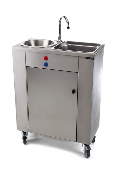 Portable Outdoor Sink Ideal Space
