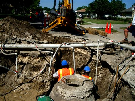 Sewer Repair A Hear Support Local Business