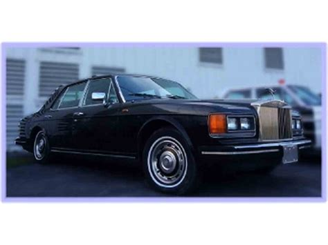 1983 Rolls Royce by 1983 Rolls Royce Silver Spirit For Sale Classiccars