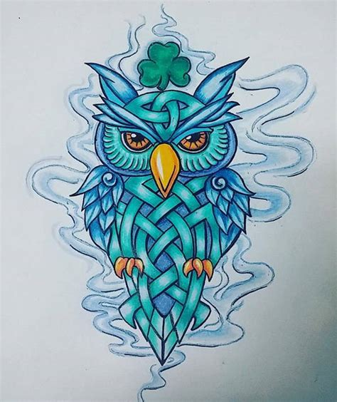 owl tattoo drawing tattoo collections