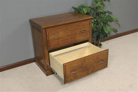 File Cabinet Design Solid Wood Filing Cabinet Amish Solid Wood Lateral File Cabinet 2 Drawer