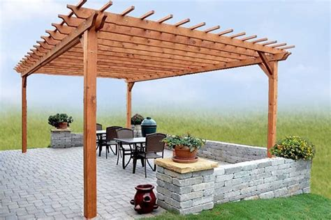 what is the difference between a gazebo and a pergola differences between a gazebo pergola and pavilion