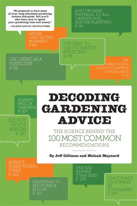 Gardening Advice Websites