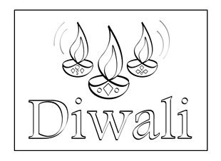 diwali card templates free diwali card templates