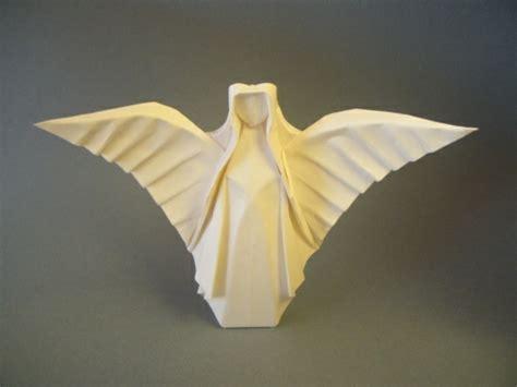 Engel Origami - 100 originelle origami zu weihnachten archzine net
